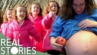 Four Of A Kind (Quadruplets Documentary) - Real Stories