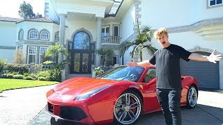 I BOUGHT A $350,000 FERRARI AT THE AGE OF 15