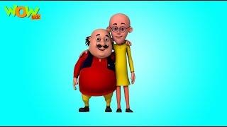 Motu and Patlu introducing WowKidz | Watch now!