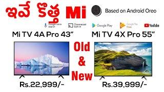 Mi New Smart Tv 2019 4A Pro 43