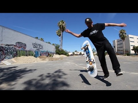 watch TODAY I LEARNED NO COMPLY 360 HARDFLIP