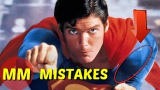 Superman (1978) | Superman Movie Mistakes | Christopher Reeve, Margot Kidder, Gene Hackman