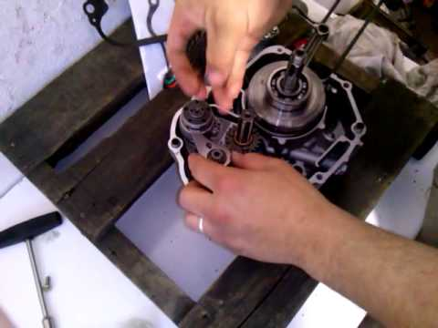 armado de motor 110 parte 1
