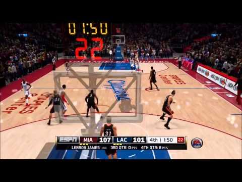 Xxx Mp4 NBA LIVE 14 BIG MOMENTS LEBRON BURNS DOWN LOB CITY 3gp Sex