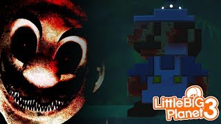 SUPER MARIO.EXE | LittleBIGPlanet 3 Gameplay (Playstation 4)