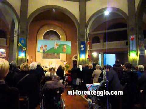 Unitalsi. Le reliquie di Bernardette all'Istituto Sacra Famiglia di Cesano Boscone