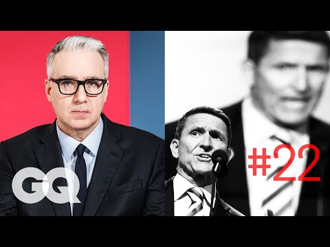 The One Crucial Question Trump Refuses to Answer The Resistance with Keith Olbermann GQ