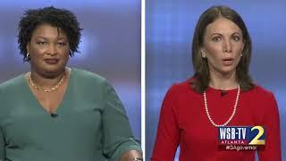 FULL VIDEO:  Democratic candidates for Georgia governor debate