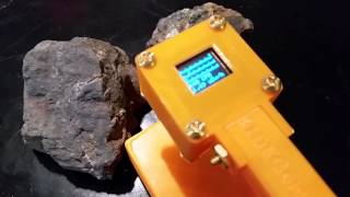 3D Printed Geiger Counter