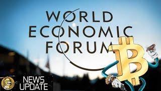 Global Elites Scared of Bitcoin, Mock Taxes, & Other Anecdotes of Davos World Economic Forum