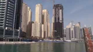 Dubai, United Arab Emirates - Dubai Marina and Dhow Cruise HD (2013)