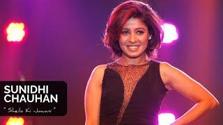 SHEILA KI JAWANI- Sunidhi Chauhan Live in Sri Lanka 2014 [1080p HD]
