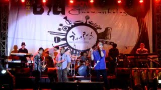 GOK PARASIAN (Private space) Pergilah kasih live @THE BIG SHOW etnomusikologi Usu