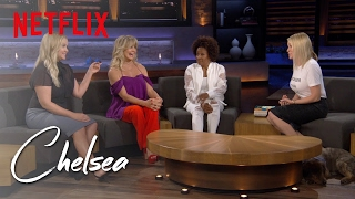 Amy Schumer, Goldie Hawn and Wanda Sykes (Full Interview) | Chelsea | Netflix