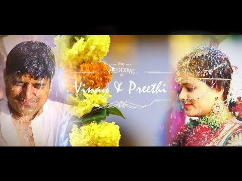 Xxx Mp4 Telugu Cinematic Wedding VINAY PREETHI Wedding Film 3gp Sex