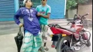 Bangla funny natok Birombona  xvid