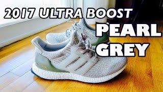 UltraBoost Uncaged solid grey/solid grey metallic silver
