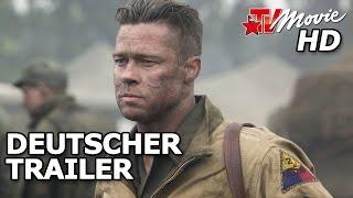 FURY - HERZ AUS STAHL / Official Trailer german/deutsch HD
