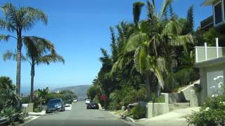 Laguna Beach Driving
