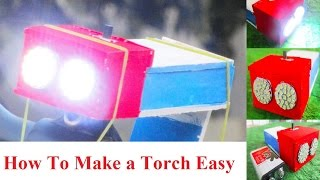 How to make a Cycle Torch