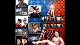Nengo Flow Featuring Nova Y Jory, Alexis Y Fido. Voltio. Jowell - Matador Official Remix