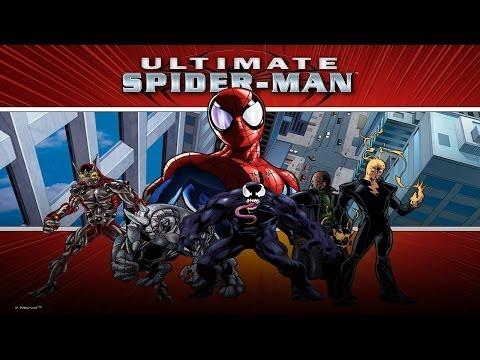 Ultimate Spider Man Walkthrough Complete Game Movie