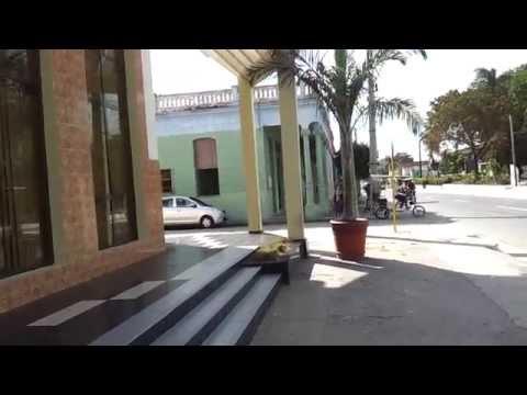 Las Tunas CUBA Una Vuelta En Centro