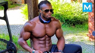 BEAST MODE in the Gym - Ulisses Jr | Muscle Madness