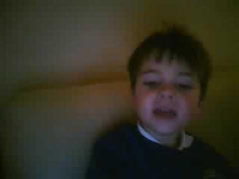 Xxx Mp4 5 Year Old Callum Cameron Singing The Alphabet D 3gp Sex