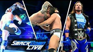 WWE Smackdown live   06/02/2018   Full Show Highlights   Full HD Highlights  