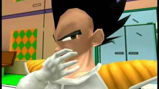 Garry´s Mod: 11 - Homero vs Vegeta 3D
