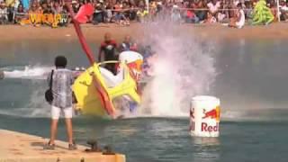 Water jump : RedBull Flugtag 2009