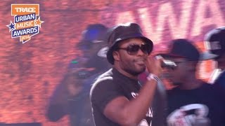 Gradur - Sheguey Medley (Live aux TRACE Urban Music Awards 2014) #TRACEAWARDS
