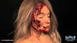 Heros - Claire Bennet's (Hayden Panettiere) Exposed Brain Appliance