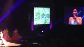 Queen 2013 - Miss Brazil interview (Top 12)