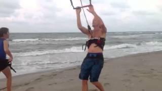 Kite clip