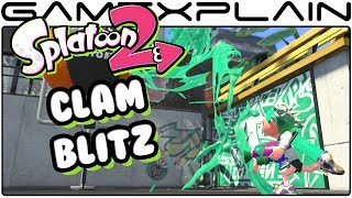 Splatoon 2 - NEW Clam Blitz Mode Livestream!