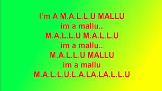 I'm a Mallu Lyrics Video|Rinosh George