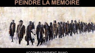 Francine Mayran- Peindre La Mémoire - Painting The Memory - Piano: Eitan Altman