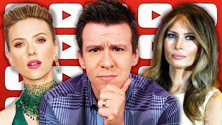 Why People Are Freaking Out At Scarlett Johansson, Poland Purge Controversy, & American Pride Dips