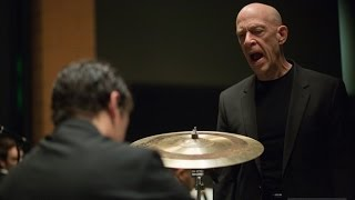 JK SIMMONS WHIPLASH GREAT SCENE! (Oscars Best Supporting Actor)