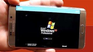 تشغيل الويندوز windows xp حقيقي على هاتفك الأندرويد
