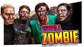 Escuela zombie //  Fede, Criss y Werever? // Wereverwero