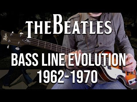 The Beatles Bass Lines Evolution 12 is too hard