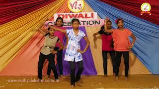 Dance by Grade VII girls