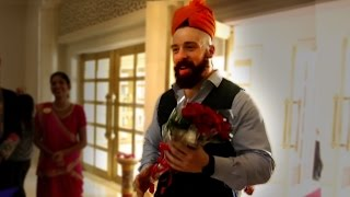 Sheamus meets the WWE Universe in India