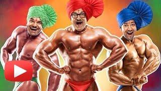 Shreyas Talpade's Marathi Movie Poshter Boyz - Dilip Prabhavalkar, Aniket Vishwasrao, Hrishikesh!