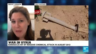 Little has changed since Aug. 21, 2013 chemical attack in Syria
