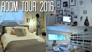 Room Tour 2016 | Maddi Bragg