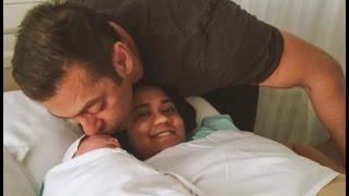 Arpita Khan makes Salman Khan the Proud 'Mama' with a Baby Boy